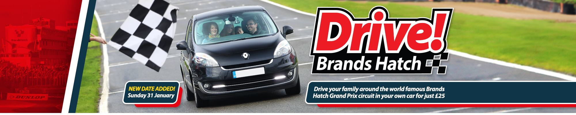 Welcome to Drive! Brands Hatch