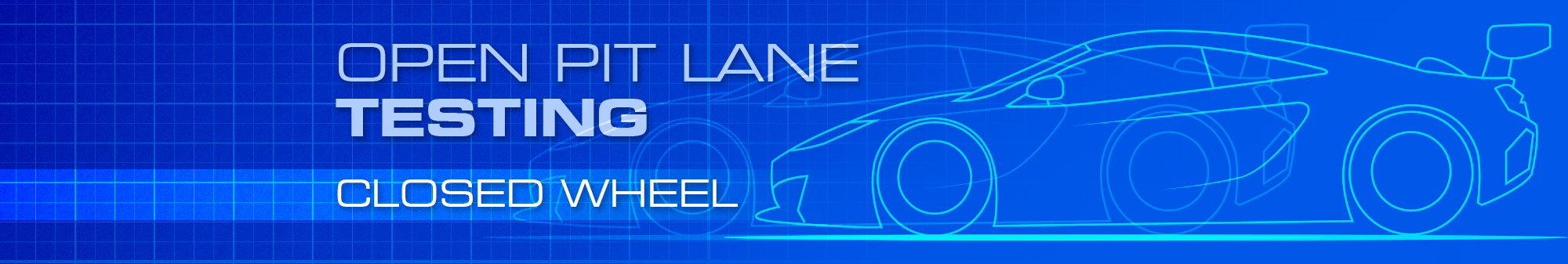 Open Pit Lane Testing  - £255