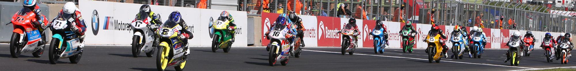 Honda British Talent Cup: Garness claims pole