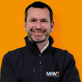 Mark Rusted - MSV Trackdays Manager